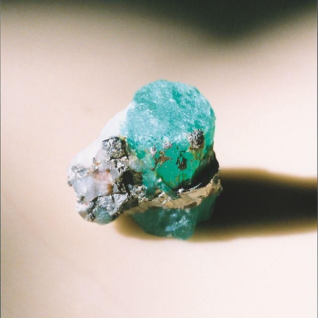 What is art for you? •Rough emerald photo by Ishiuchi Miyako •Giacometti@ Guggenheim Museum •Longest rough emerald from Chivor mine, Columbia.