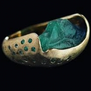 Honoka Kawazoe hand crafted raw emerald jewelry 0